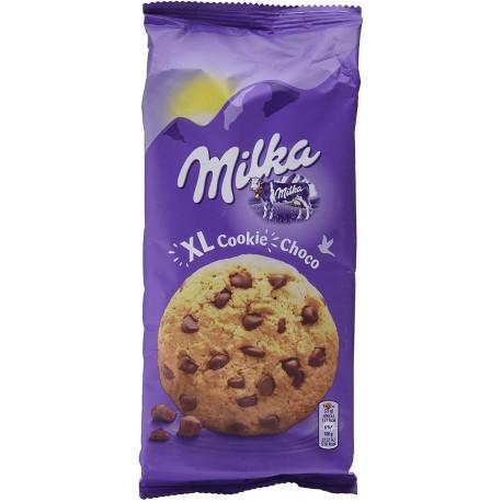 Milka XL Cookies Choco - Confezione da 184gr