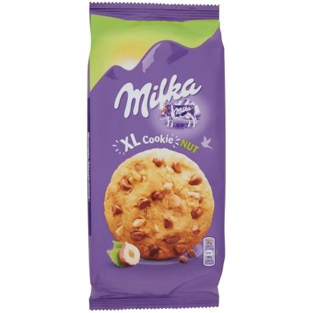 Milka XL Cookies Nut - Confezione da 184gr