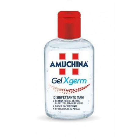 Amuchina Xgerm Gel Désinfectant 80 ml