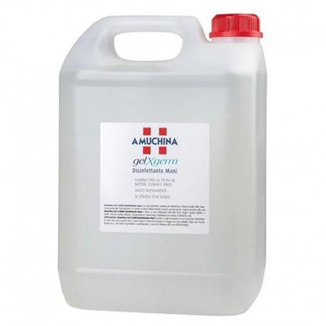 Amuchina Xgerm Gel Désinfectant 5 litres