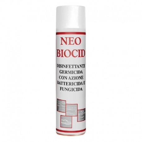 Neo Biocid Disinfettante Germicida con Azione Antibatterica e Funghicida 400 ml