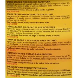 Nutkao chocolat et aux noisettes Nutkao Sans Gluten - Seau de 3 kg
