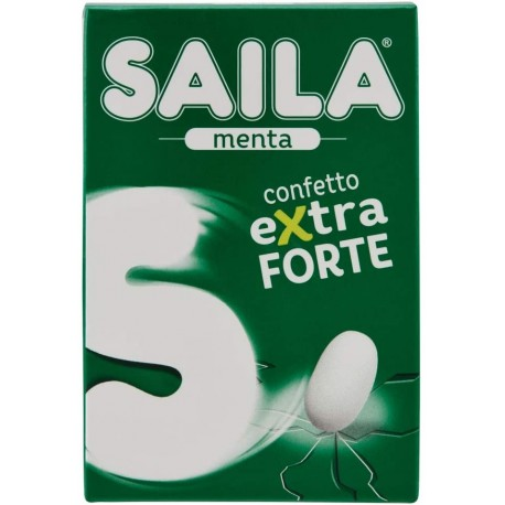 Saila Menta Confetto Extra Fort - 45 gr