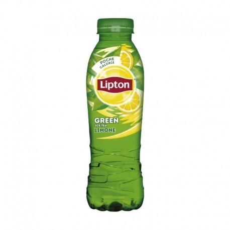 Tè Lipton Ice Tea Green Lemon - Pet da 500 ml