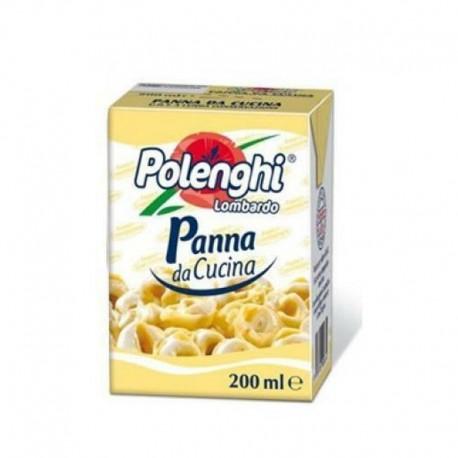 Polenghi Cuisine Polenghi - Brique 200 ml