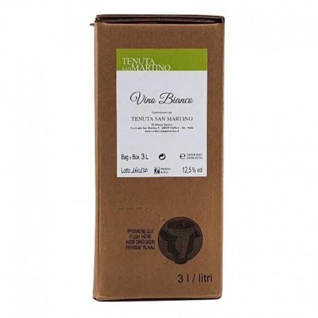 Vino Bianco San Crispino Bag in Box - 3 Litri
