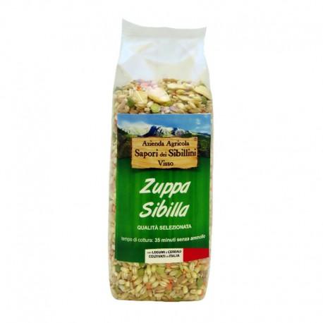 Zuppa Sibilla Sapori dei Sibillini - 500gr