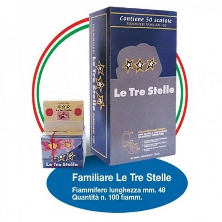 Fiammiferi Familiari Marsiglia Le Tre...