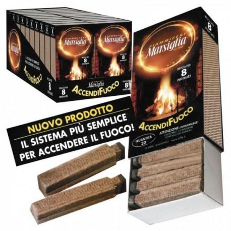 Accendifuoco Marsiglia - 1 Box da 20...