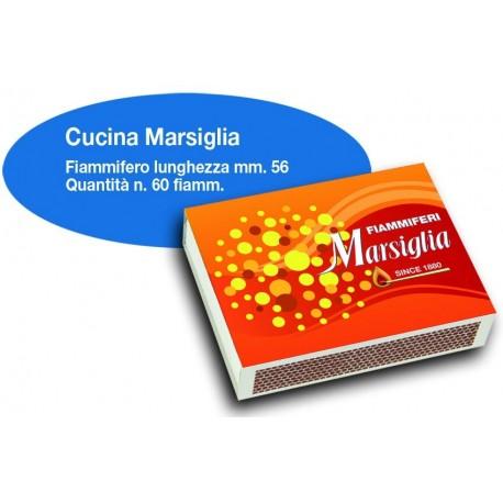 Fiammiferi Cucina Marsiglia - 1 Box...