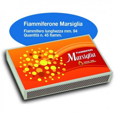 Fiammiferoni Mars - 1 Carton de 10...