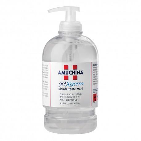 Amuchina Xgerm Gel Désinfectant 500 ml