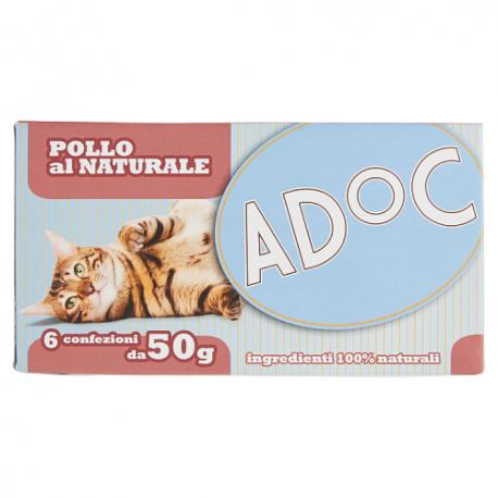 ADoC Cat Cat MP Poulet au Naturel - 8...