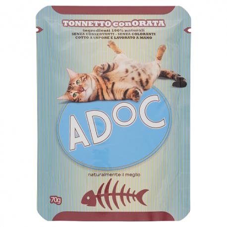 ADoC Cat Gatto Tonnetto con Orata -...