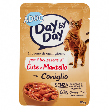 ADoC Day by Day Cat Lapin Chat -...