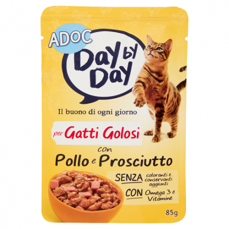 ADoC Day by Day Cat Chat Poulet et...