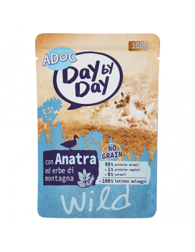 ADoC Day by Day Dog Wild Anatra - Box...