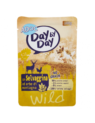 ADoC Day by Day Dog Wild Selvaggina -...