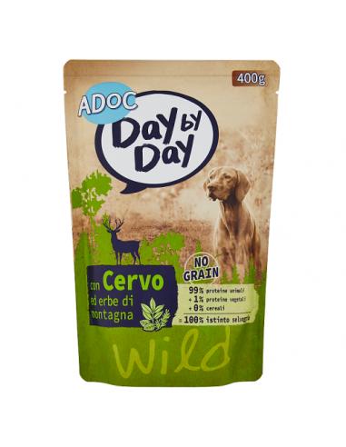 ADoC Day by Day Dog Wild Cervo ed...