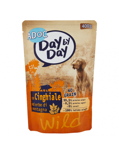 ADoC Day by Day Dog Wild Cinghiale ed...
