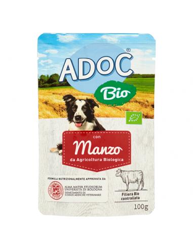 ADoC Bio Canne Boeuf pour Chien -...