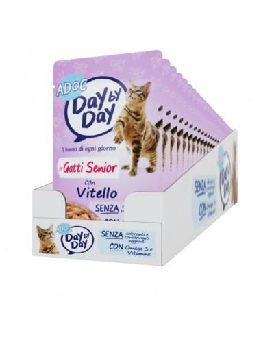 ADoC Day by Day Cat Gatto Senior con...