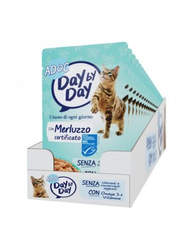 ADoC Day by Day Cat Gatto Merluzzo...