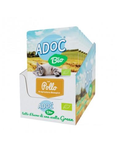 ADoC Bio Cat Cat Poulet - Carton de...