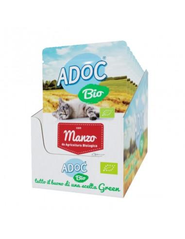 ADoC Bio Cat Cat Boeuf - Carton de 12...