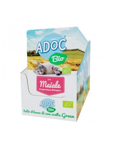 ADoC Bio Cat Gatto Maiale - Box da 12...