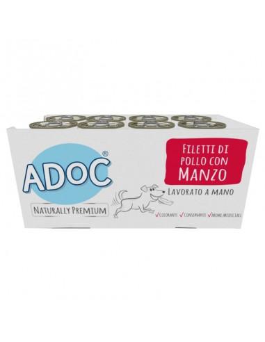 ADoC Dog Cane Pollo con Manzo - 24...