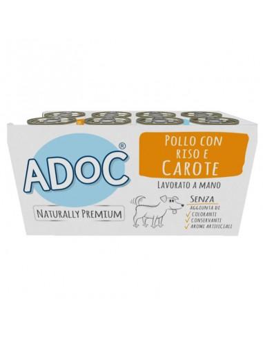 ADoC Dog Cane Pollo con Riso e Carote...