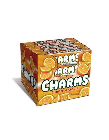 Caramelle Fida Charms gusto Arancia -...