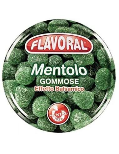 Flavoral Gummy Menthol - Pack de 16...