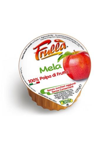 Mélange de pommes 100% pulpe de...
