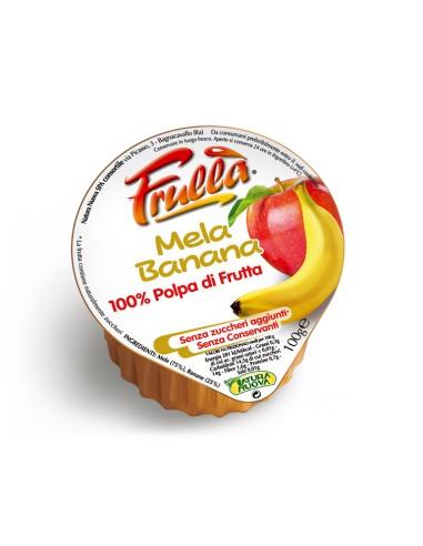 Frullà Mela Banana 100% Polpa di...