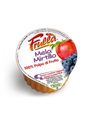 Frullà Mela Mirtillo 100% Polpa di...