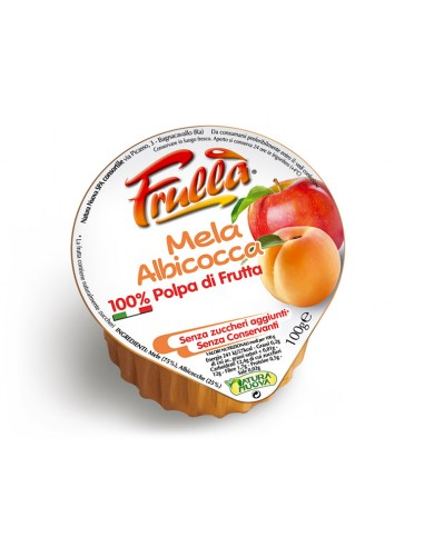 Milkshake Pomme Abricot 100% Pulpe de...