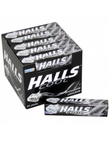 Caramelle Halls Extra Forte -...