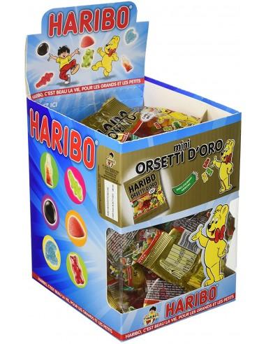 Haribo Gummy Bears - Présentoir de 30...