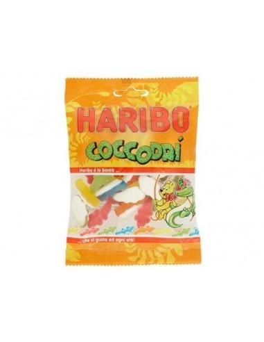 Haribo Gummy crocodiles - 30 Packs de...