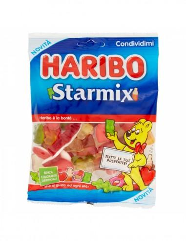 Haribo Starmix gommeux - 30 paquets...