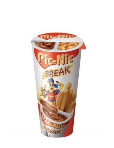 Bâtonnets Pique-Nic Break à la Crème...