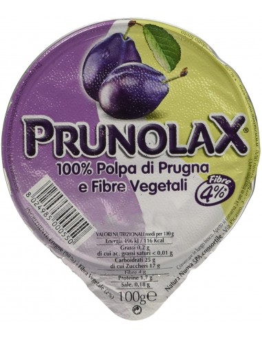 Prunolax 100% Polpa di Prugna e Fibre...