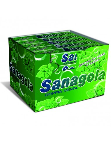 Caramelle Fida Sanagola Doppia Menta...