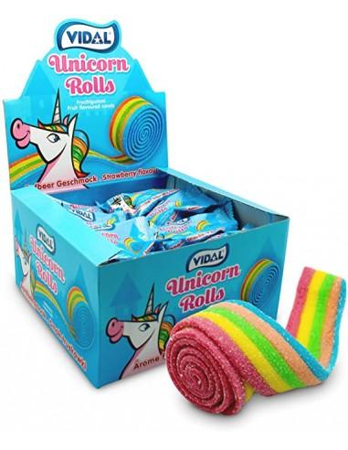 Vidal Unicorn Rolls Bonbons...