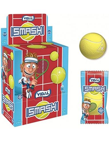 Vidal Smash Bubble Gum - Boîte de 200...