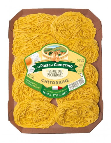 Pasta Di Camerino Chitarrina Egg...
