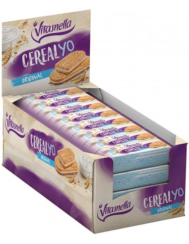 Vitasnella Saiwa Cereal Yo Original -...