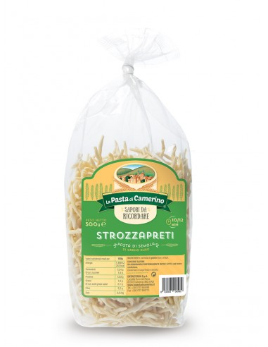 Pasta Di Camerino Strozzapreti Pâtes...